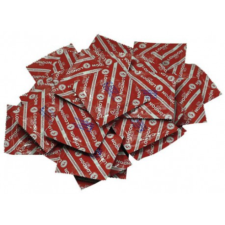 London condoms 1 pcs.