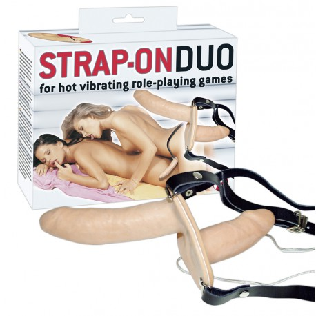 Strap-on Duo nahavärvi